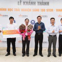 Hình ảnh dự án STEM – VINAPONICS Nguyễn Huệ